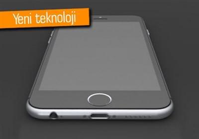 İPHONE 6'NIN GİZLİ SİLAHI YENİ HAPTİC TEKNOLOJİSİ