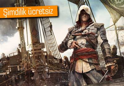 ASSASSİN'S CREED PİRATES ÜCRETSİZ OLDU