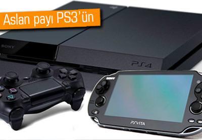 PS3, PS4 VE PS VİTA KONSOLLARI 100 MİLYON SATTI