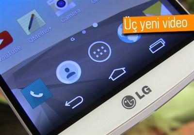LG G3'ÜN YENİ REKLAM VİDEOLARI YAYINLANDI