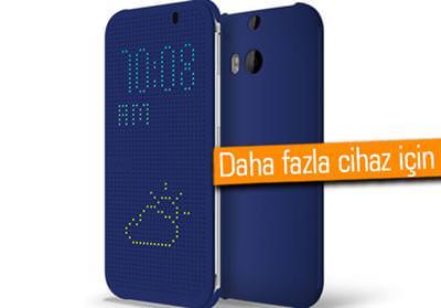 HTC'NİN DOT VİEW KILIFI DİĞER CİHAZLARA GELİYOR