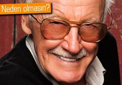 STAN LEE, RAKİP FİLM BATMAN V SUPERMAN'DE OYNAMAK İSTİYOR