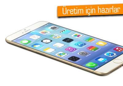 İPHONE 6'LARIN SERİ ÜRETİM TARİHLERİ BELLİ OLDU