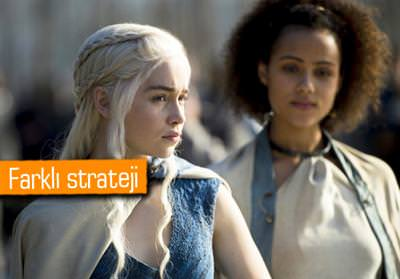 GAME OF THRONES'TAN HEYECANLANDIRAN HABER