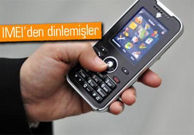 KRİPTOLU TELEFONLAR DA DİNLENMİŞ