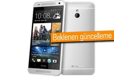 HTC ONE MİNİ İÇİN SENSE 6 GÜNCELLEMESİ DAĞITILIYOR