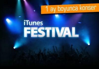 APPLE, 8. İTUNES FESTİVALİ'Nİ DUYURDU