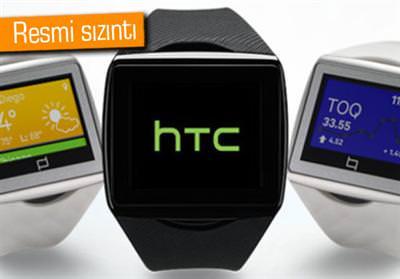 HTC YANLIŞLIKLA AKILLI SAATİNİ SIZDIRMIŞ OLABİLİR
