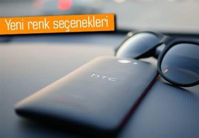 PEMBE VE KIRMIZI HTC ONE M8 RESMİYETE KAVUŞTU