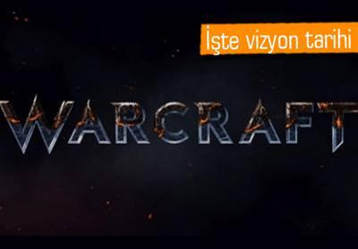 WARCRAFT FİLMİ GELİYOR, LOGOSU YAYINLANDI