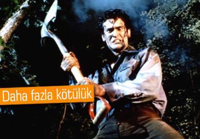 EFSANE EVİL DEAD, TV SERİSİ OLUYOR