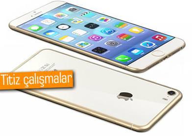 İPHONE 6'LARIN ÜRETİMİ SÜRÜYOR. TELEFONDA NFC DE OLABİLİR