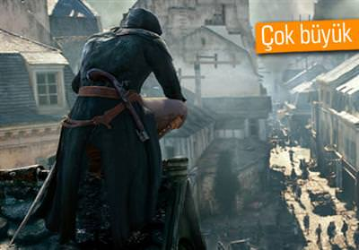 ASSASSİN'S CREED: UNİTY, REKOR İLE GELİYOR