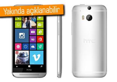 HTC ONE M8 WİNDOWS PHONE'LA İLGİLİ YENİ BELGE