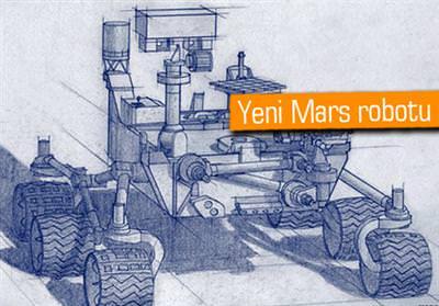 NASA, MARS'TAKİ CO2'DEN OKSİJEN YAPACAK!