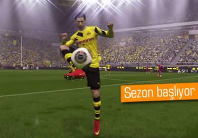 FIFA 15'TEN İDDİALI YENİ BİR VİDEO