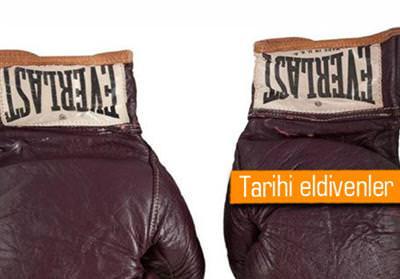YÜZYILIN MAÇI'NDAKİ ELDİVENLER 388 BİN $'A SATILDI