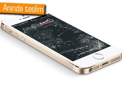 APPLE STORE, CAMI KIRILAN İPHONE 5S'LERİ TAMİR ETMEYE BAŞLIYOR