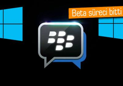 BBM, WİNDOWS PHONE KULLANICILARI İÇİN YAYINLANDI
