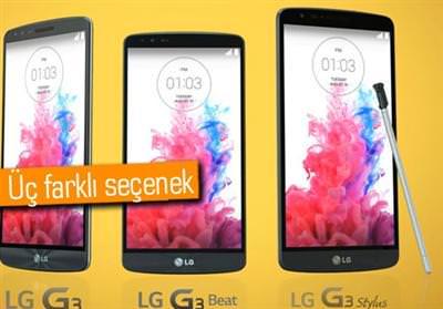 LG G3 STYLUS İÇİN VİDEO YAYINLANDI
