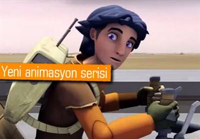 STAR WARS REBELS'DEN 7 DAKİKALIK VİDEO GELDİ