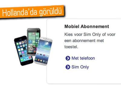 WP 8.1'Lİ HTC ONE M8 ORTAYA ÇIKTI