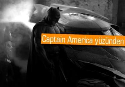 BATMAN V. SUPERMAN'İN VİZYON TARİHİ YİNE DEĞİŞTİ!