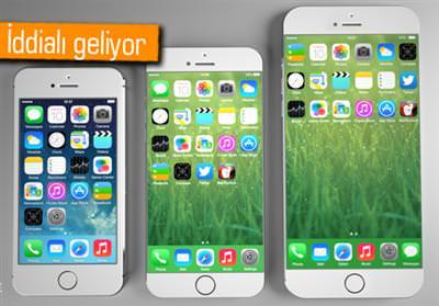 İPHONE 6 SÖYLENTİLERİ: NFC DESTEĞİ, DAHA HIZLI WİFİ VE A8 YONGA SETİ