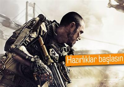 CALL OF DUTY: ADVANCED WARFARE'IN PC SİSTEM GEREKSİNİMLERİ