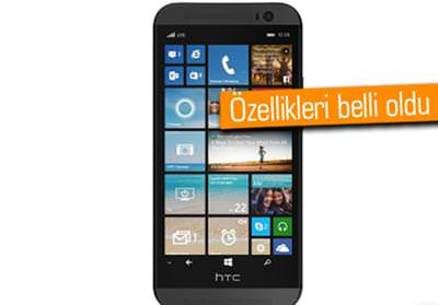 WP'LU HTC ONE M8'DE FARK VAR MI?