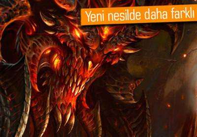 DİABLO III, XBOX ONE VE PS4'TE 1080P'DE ÇALIŞACAK