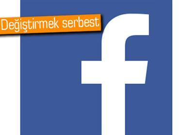 FACEBOOK, E-POSTA ADRESİNİZDE GÜNCELLEMELER YAPIYOR