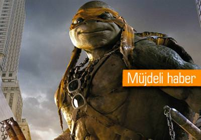 TEENAGE MUTANT NİNJA TURTLES 2, 2016'DA GELECEK