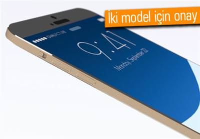 APPLE, İPHONE 6 SATIŞI İÇİN ONAY ALDI