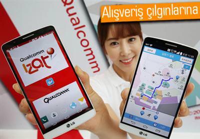 LG G3'TEN DÜNYADA BİR İLK, AMA YALNIZCA KORE'YE
