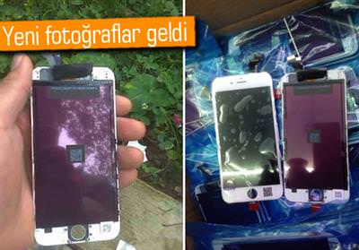 5.5 İNÇ APPLE İPHONE 6L 2915MAH, 4.7 İNÇ İPHONE 6 İSE 1810MAH BATARYA İLE GELİYOR