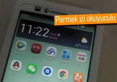 HUAWEİ'DEN PARMAK İZİ OKUYUCULU ORTA SEVİYE TELEFON