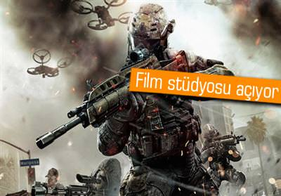 ACTİVİSİON FİLM İŞİNE GİRİYOR, CALL OF DUTY'NİN FİLMİNE HAZIR OLUN