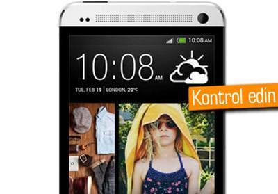 HTC ONE M7 İÇİN ANDROİD 4.4.3, AVRUPA'DA