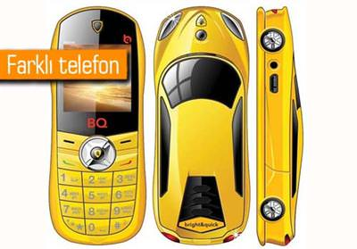 BU BİR TELEFON, BU BİR LAMBORGHİNİ, BU BİR LAMBORGHİNİ TELEFON