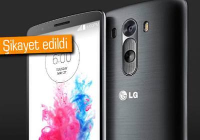 LG G3 SAHİPLERİ MİKROFON KISMINDAKİ ÇATLAKLARDAN ŞİKAYETÇİ