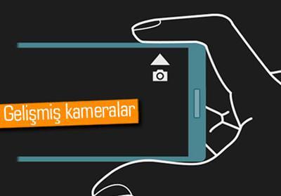 SAMSUNG GALAXY NOTE 4'ÜN KAMERA ÖZELLİKLERİ