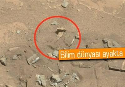 YILLAR ÖNCE MARS'TA CANLI YAŞAMIŞ OLABİLİR Mİ?