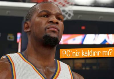 NBA 2K15'İN PC SİSTEM GEREKSİNİMLERİ BELLİ OLDU
