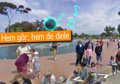 Google Maps'e ses özelliği gelebilir