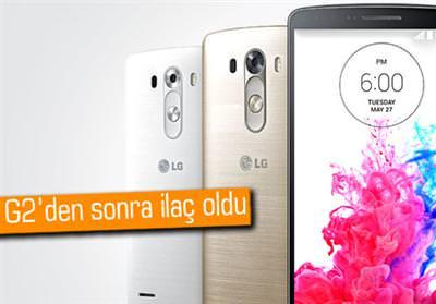 LG G3 REKORA GİDİYOR