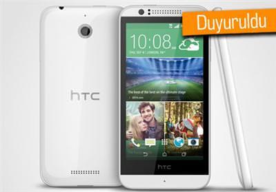 HTC DESİRE 510 RESMEN AÇIKLANDI