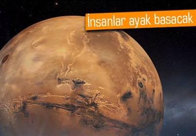 İNSANLARI MARS'A GÖTÜRECEK ROKETİN TESTLERİ YAKINDA BAŞLIYOR