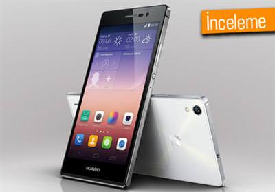 HUAWEİ ASCEND P7