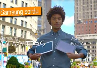 GALAXY TAB S Mİ YOKSA İPAD AİR Mİ?
